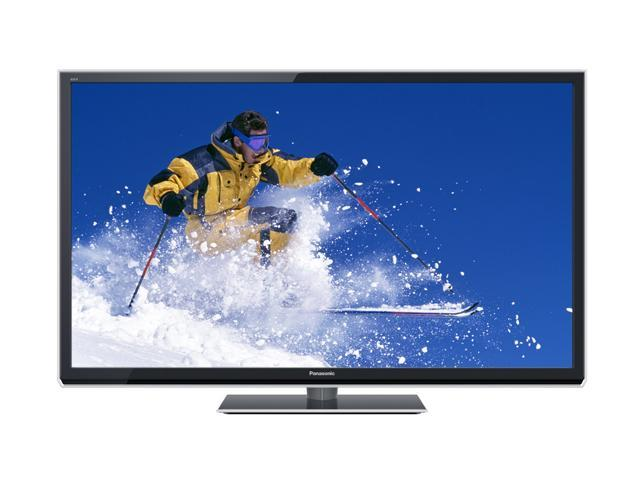 "Panasonic Viera 60"" Class (60.1"" Diag.) 1080p Full HD 3D Plasma TV TC-P60UT50"