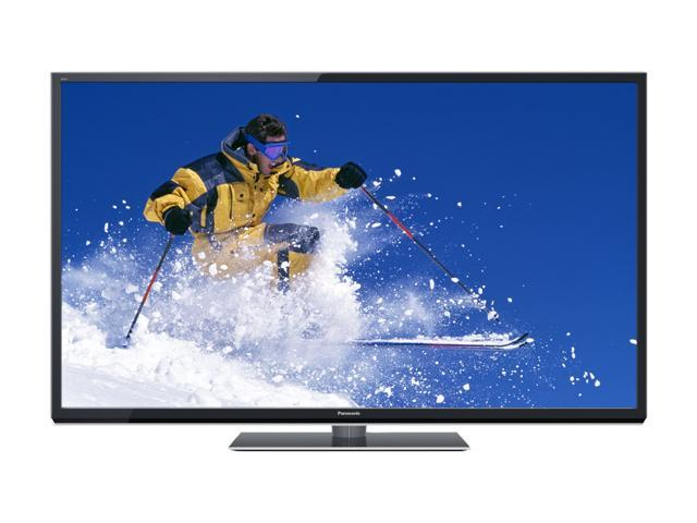 "Panasonic Viera 50"" Class (49.9"" Diag.) 1080p Full HD 3D Plasma TV TC-P50ST50"
