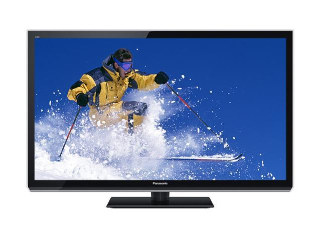 "Panasonic Viera 60"" Class (60.1"" Diag.) 1080p Full HD 3D Plasma TV TC-P60ST50"
