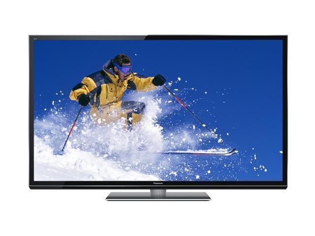 "Panasonic Viera 65"" Class (64.7"" Diag.) 1080p Full HD Smart 3D Plasma TV TC-P65GT50"