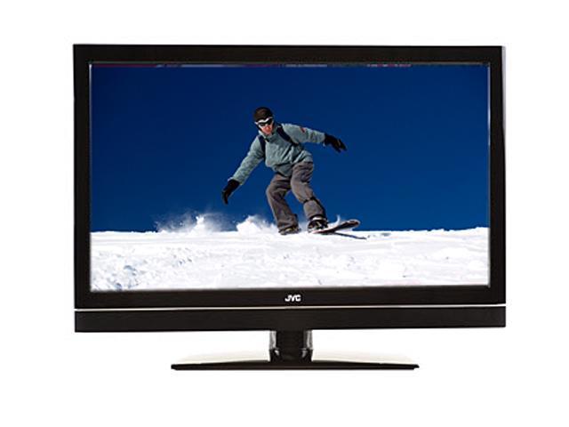 "JVC BlackCrystal 32"" Class (31.55"" Diag.) 1080p 60Hz LED HDTV JLE32BC3001"