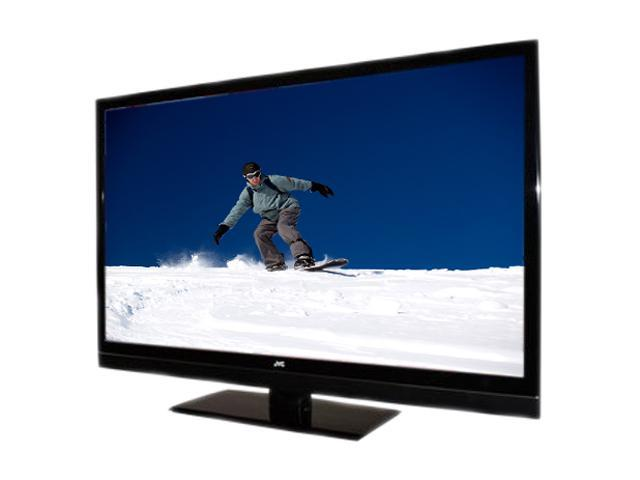 "JVC BlackCrystal 42"" 1080p 120Hz LED-Backlit LCD HDTV JLE42BC3001"