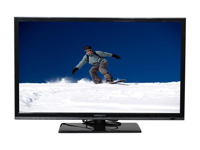 "Affinity LE3259D 31.5"" Diagonal Black LED HDTV, DVD Combo"