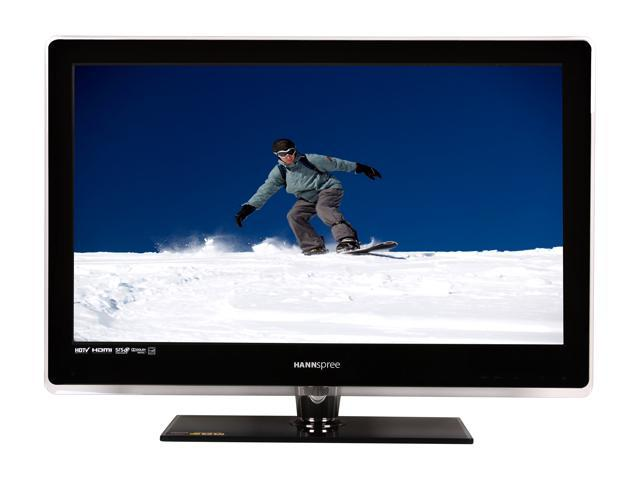 "HANNspree 32"" Class (31.5"" Diag.) 720p 60Hz LED-Backlit LCD HDTV SV32AMUB"