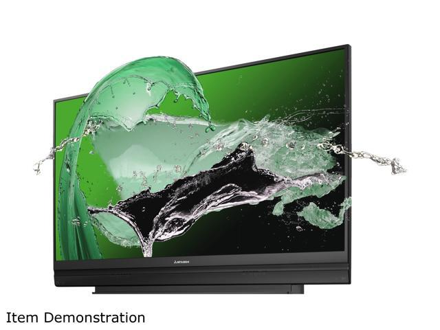 "MITSUBISHI ELECTRIC WD-60638 60"" DLP Technology 3D Ready 1080p HDTV"