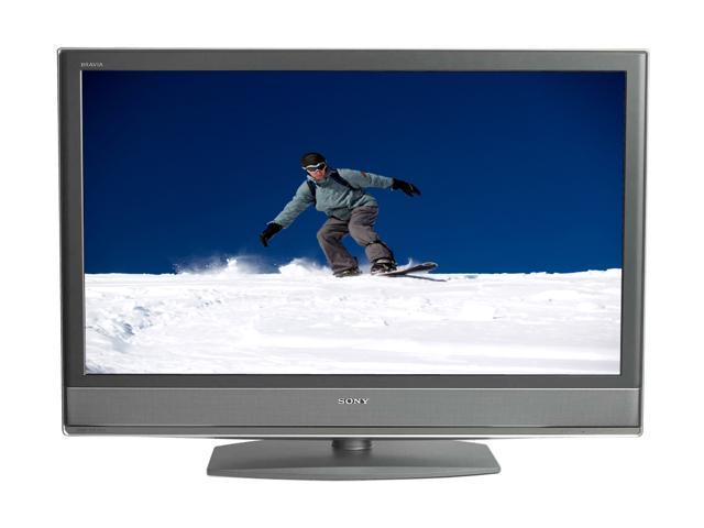 """SONY BRAVIA 40"""" 1080p LCD HDTV w/ ATSC Tuner & HDMI KDL-40V2500"""