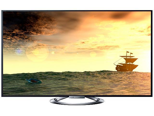 "Sony 55"" Class (54.6"" diag) 1080p 240Hz LED-LCD HDTV KDL-55W900A"