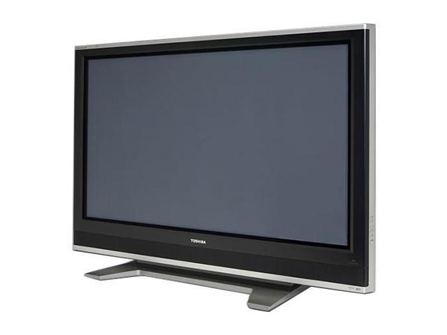 "TOSHIBA REGZA 42"" HD Plasma TV with ATSC Tuner 42HP66"