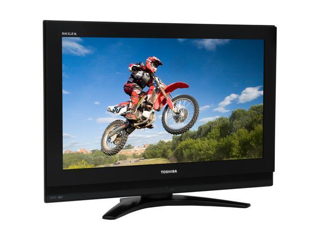 "TOSHIBA REGZA 32"" LCD TV w/ATSC Tuner 32HL67"