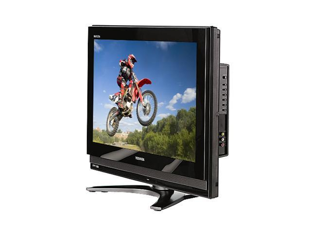 "TOSHIBA REGZA 26"" 720p LCD HDTV 26HL67"