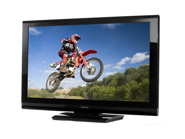 """TOSHIBA 26"""" 720p LCD HDTV 26AV502U"""
