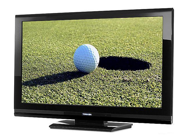 "Toshiba REGZA 55"" 1080p 240Hz LCD HDTV 55ZV650U"