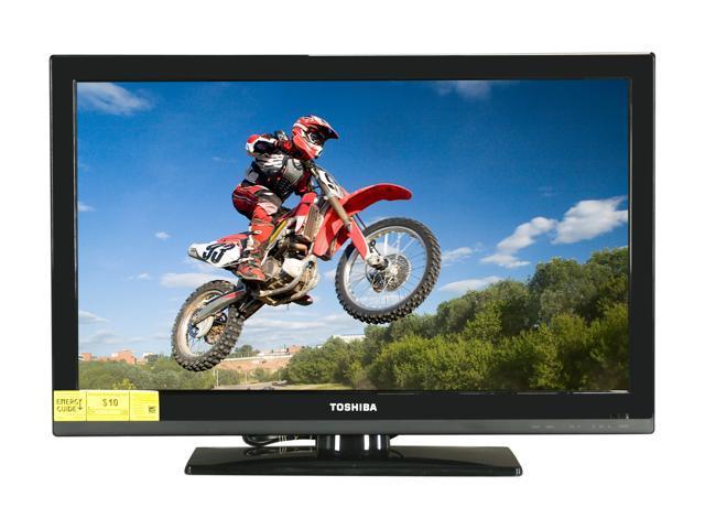 "Toshiba 32"" Class (31.5"" Diag.) 720p 60Hz LED-LCD HDTV 32SL410U"