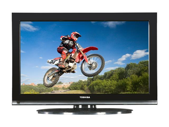Toshiba 32C110U 32-Inch 720p LCD HDTV, Black
