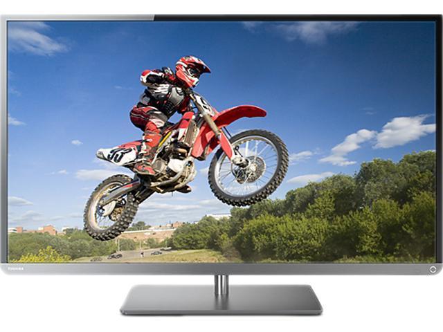 "Toshiba 50 Class (49.5"" diagonal widescreen) 1080p ClearScan 120Hz LED-LCD HDTV 50L4300U"