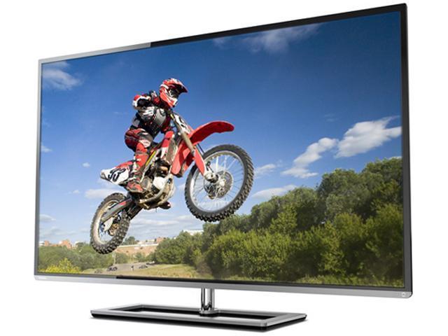 """Toshiba 50 Class (49.5"""" diagonal widescreen) 1080p ClearScan 240Hz Cloud LED TV 50L7300U"""