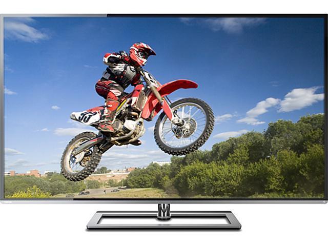 "Toshiba 58"" Class (57.5"" diagonal) 1080p ClearScan 240Hz 3D Ultra-Slim Cloud LED TV 58L7350U"