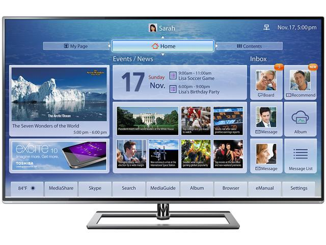 "Toshiba 58"" 4K LED-LCD HDTV 58L9300U"