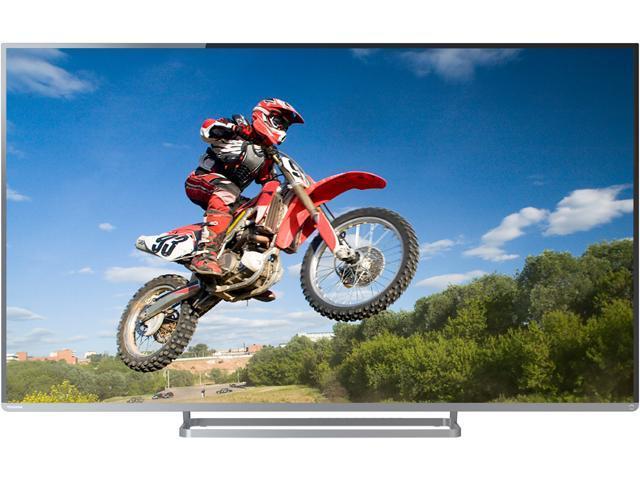 "Toshiba 55"" 1080p LED-LCD HDTV - 55L7400UC"