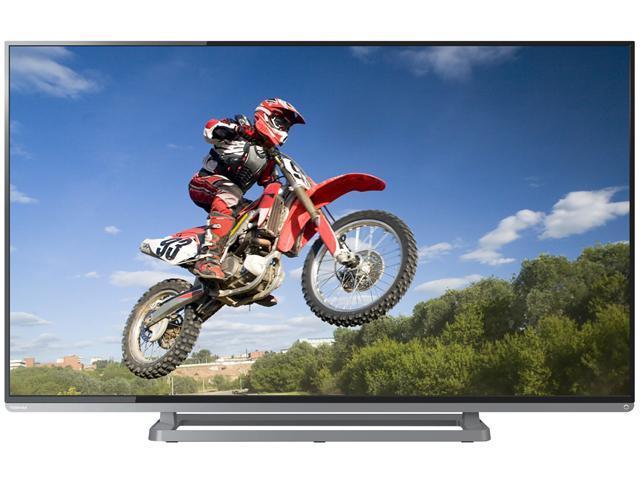 "Toshiba 50"" 1080p 120Hz LED-LCD HDTV - 50L2400U"