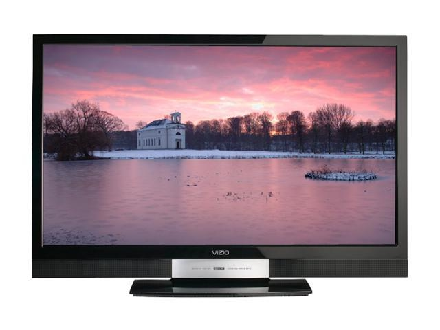 "Vizio 47"" Class (46.96"" DIag.) 1080p 240Hz LED-LCD HDTV SV472XVT"