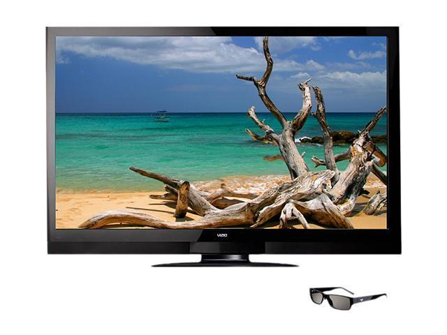 """Vizio 47"""" 1080p 120Hz LCD HDTV E3D470VX"""