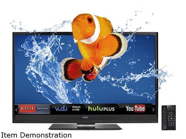 "Vizio 55"" Class ((54.64"" Diag.) 1080p 240Hz LED-LCD HDTV - M3D550KD"