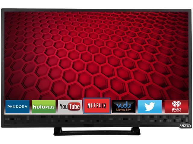 """Vizio 24"""" 1080p 60Hz LED-LCD HDTV - E241I-B1"""