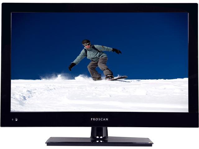 """Proscan 22"""" 1080p 60Hz LED HDTV PLED2243"""