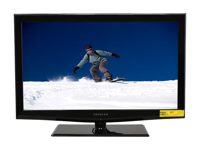 """Proscan 37"""" 1080p 60Hz LED-LCD HDTV PLED3792A"""