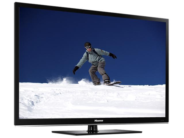 "Hisense 46"" 120Hz LED HDTV 46K316DWGB"
