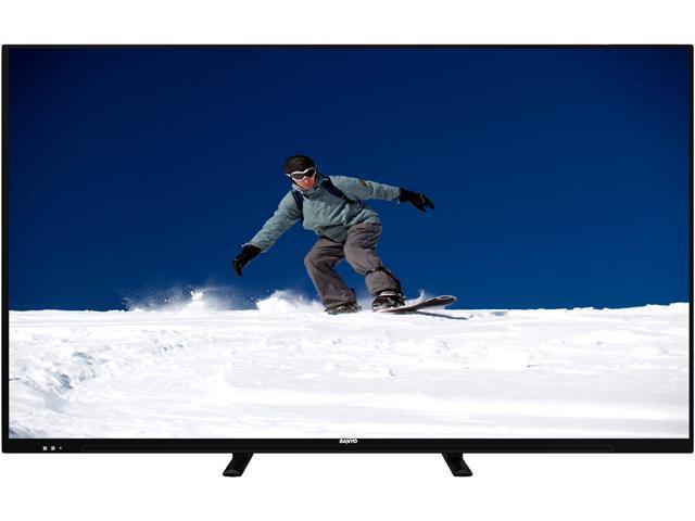 """Sanyo 58"""" 1080p 120Hz LED-LCD HDTV FVD5833"""