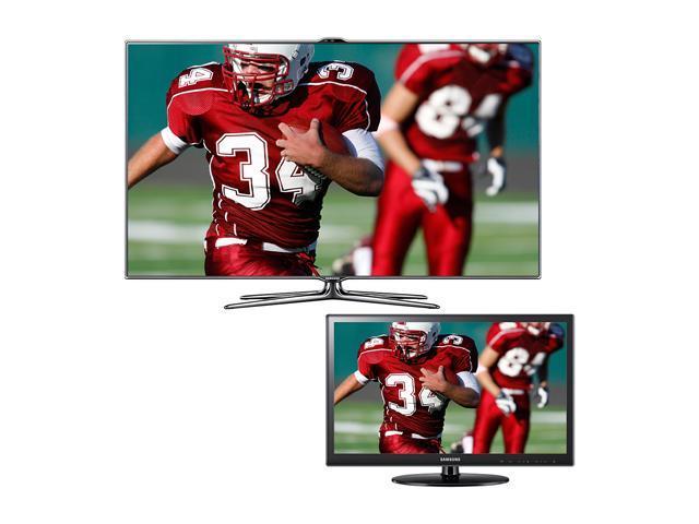 """Samsung 46"""" Class (45.9"""" Diag.) 1080p 240Hz LED HDTV bundled with UN22D5003 LED TV UN46ES7500/UN22D5003"""
