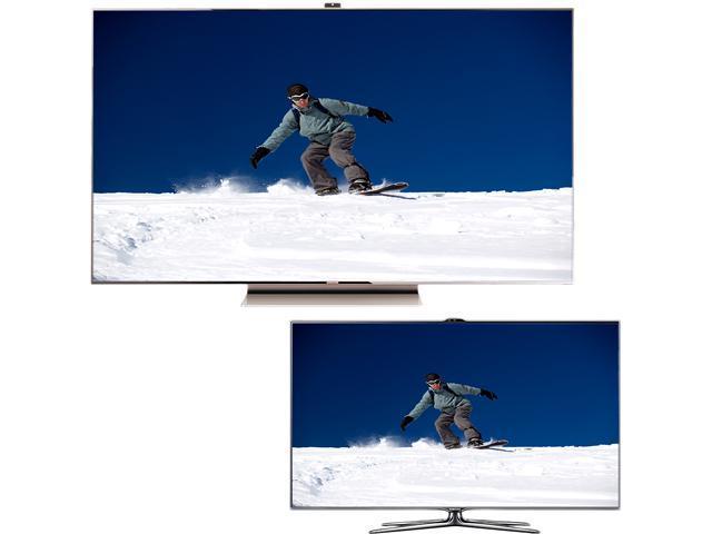 """Samsung 9000 Series 75"""" 1080p LED-LCD HDTV Bundle with 46"""" Full HD 3D TV UN46ES7500FXZA UN75ES9000/46ES7500"""