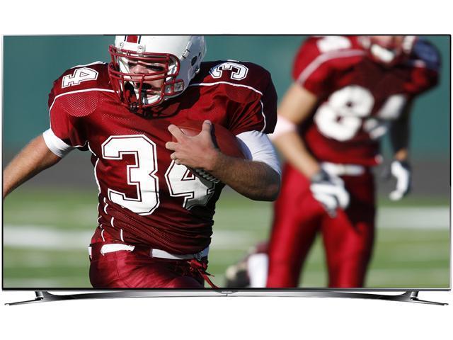 "Samsung 55"" Class (54.6"" Diagonal size) 1080p 240Hz LED-LCD HDTV UN55F8000BFXZA"
