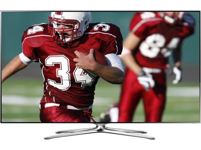 "Samsung 7100 55"" Class (54.6"" Diagonal size) 1080p 240Hz LED-LCD HDTV - UN55F7100AFXZA"