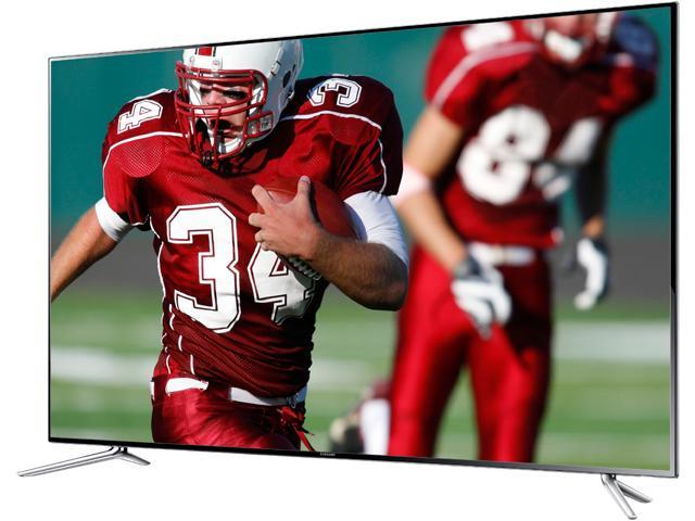 Samsung UN75F6400AFXZA 75-Inch 1080p HD Smart 3D LED TV - Silver (2013)