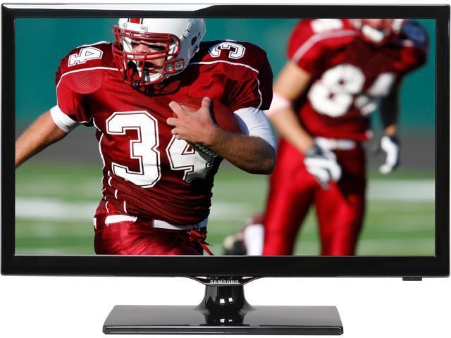 "Samsung 22"" Class (21.5""Diagonal size) 1080p 60Hz LED-LCD HDTV - UN22F5000AFXZA"