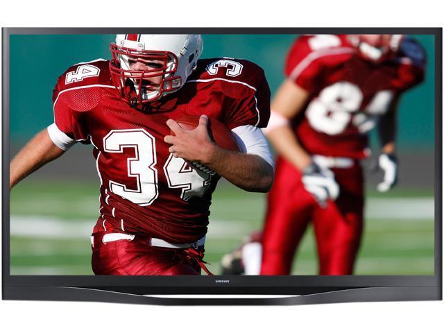 "SAMSUNG Samsung 8500 51"" Class (50.7"" Diagonal size) 1080p 600Hz Plasma HDTV - PN51F8500AFXZA"
