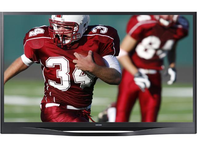"Samsung 8500 64"" 1080p 600Hz Plasma HDTV - PN64F8500AFXZA"