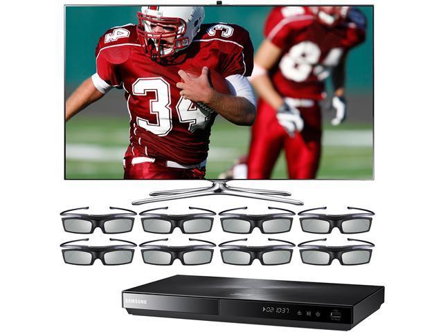 "Samsung 7500 55"" Class (54.6"" Diagonal size) 1080p 240Hz LED-LCD HDTV - UN55F7500/BDE5900/8G"