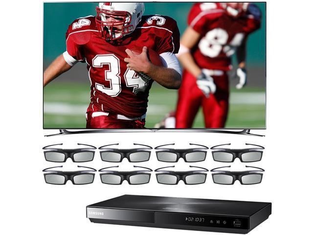 "Samsung 55"" Class (54.6"" Diagonal size) 1080p 240Hz LED-LCD HDTV UN55F8000/BDE5900/8G"