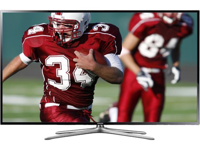 "Samsung 6400 55"" Class (54.6"" Diagonal size) 1080p 120Hz LED-LCD HDTV - (A Grade Samsung Recertified) UN55F6400AFXZA"
