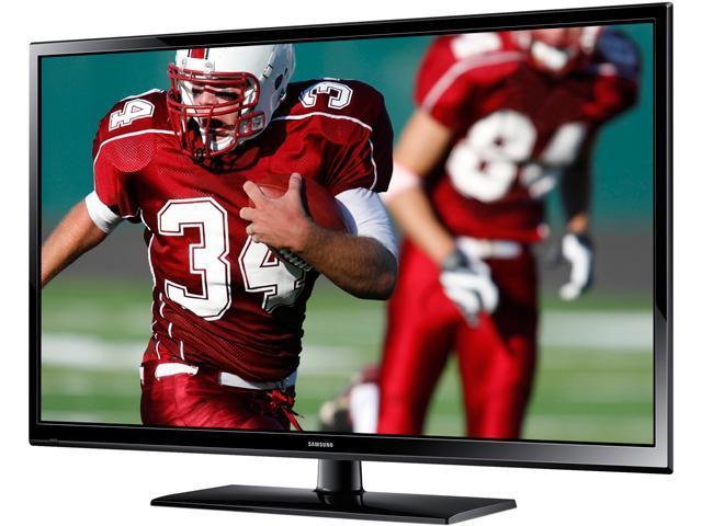 "SAMSUNG Samsung 51"" Class (50.7"" Diagonal size) 720p Plasma HDTV - PN51F4500BFXZA"