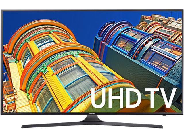 Samsung UN50KU6300FXZA 50-Inch 2160p 4K UHD Smart LED TV - Black (2016)