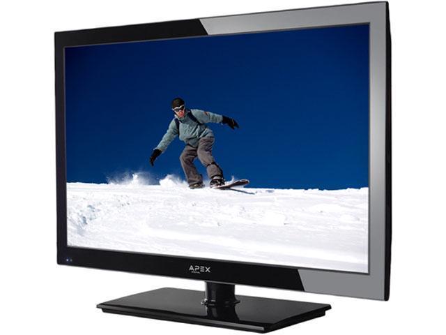 """Apex LE3212D 32"""" Black LED TV/DVD Combo"""