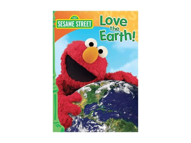 Sesame Street: Love the Earth (2009 / DVD / NTSC)