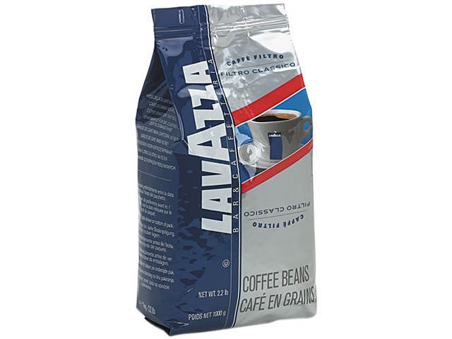 Lavazza 2850 Filtro Classico Italian House Blend Coffee, Whole Bean, 2 1/5 lb. Bag