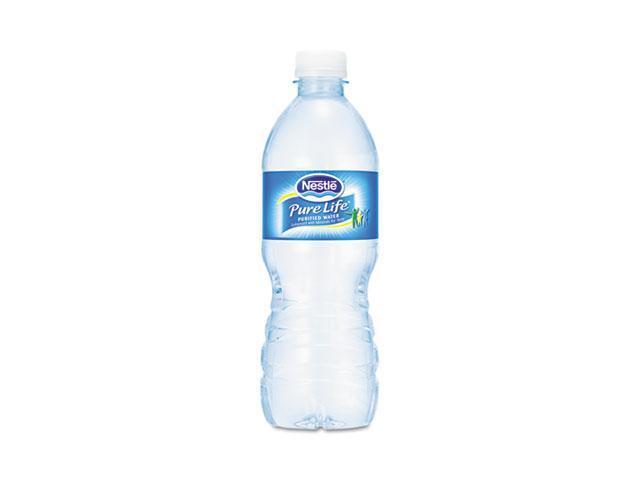 Nestle 101243 Premium Spring Bottled Water 16.91 fl oz - Ready-server - 24/Carton - Green