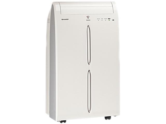 SHARP CVP10RC 10,000 Cooling Capacity (BTU) Portable Air Conditioner